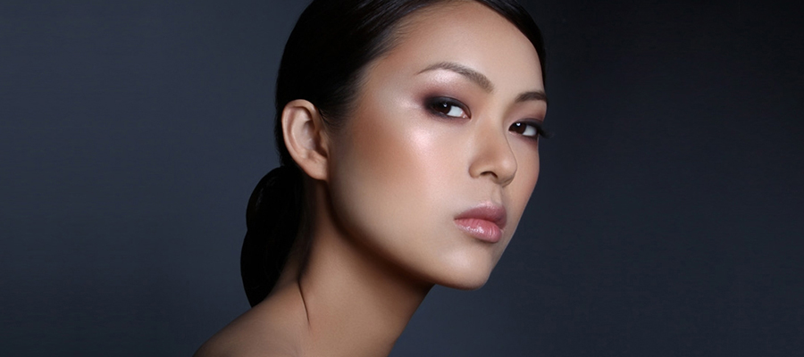 Highlight A Matte Look | Photo Credit Makeup Forever