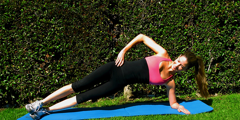 Exercise To Get A Smaller More Firm Waist